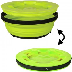 Sea to Summit XSEAL & GO Large vert jaune