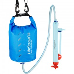 Réservoir et filtre à eau par gravité Lifestraw Mission 5 litres