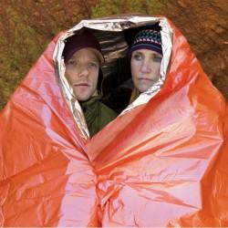 Bâche de survie SOL Emergency Blanket XL 2 personnes