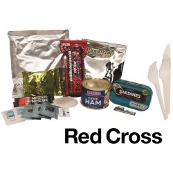 Ration alimentaire d'urgence Red Cross