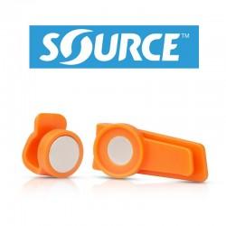 Clip magnétique pour poche à eau Source Magnetic Clip