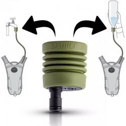 Adaptateur de remplissage de poche à eau Source UTA