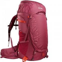 Sac à dos de trekking Tatonka Noras 55+10 Women rouge bordeaux