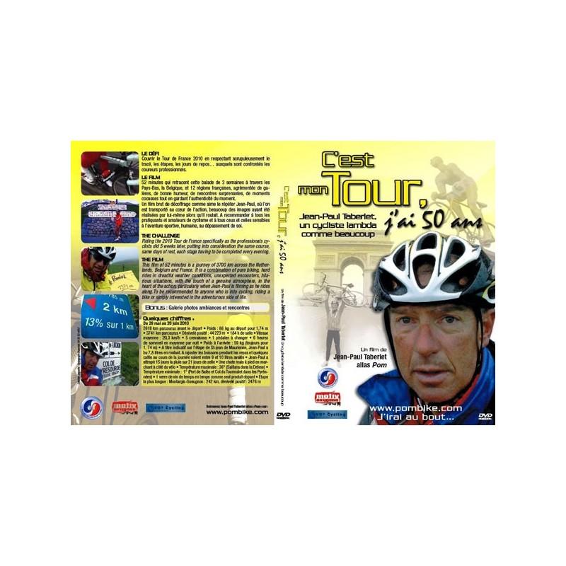 DVD Pom Bike : C'est mon Tour, j'ai 50 ans