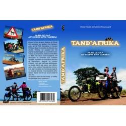 DVD Tand'Afrika : Paris - Le Cap au guidon d'un tandem