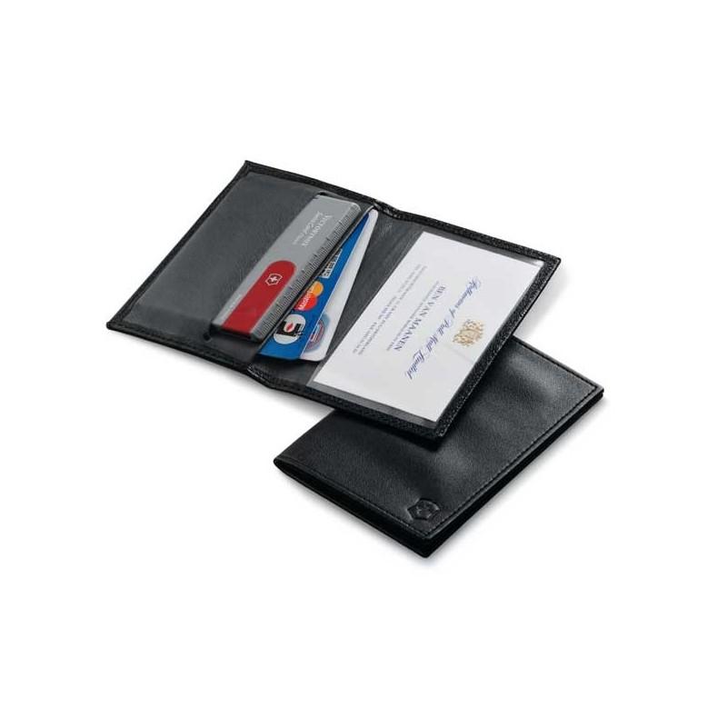Etui cuir SwissCard 4.0873.L