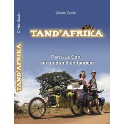 Livre Tand'Afrika : Paris - Le Cap au guidon d'un tandem