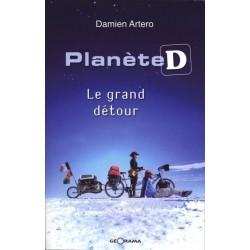 Livre Le Grand Détour : Autour du monde à tandem