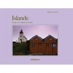 Livre Islande aux origines du monde