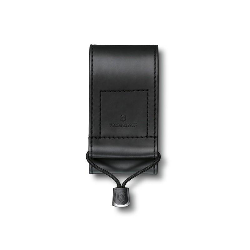 Etui cuir synthétique Victorinox 111mm jusqu'à 10 P 4.0482.3
