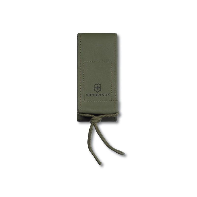 Etui cuir synthétique Victorinox 111mm jusqu'à 10 P 4.0822.4