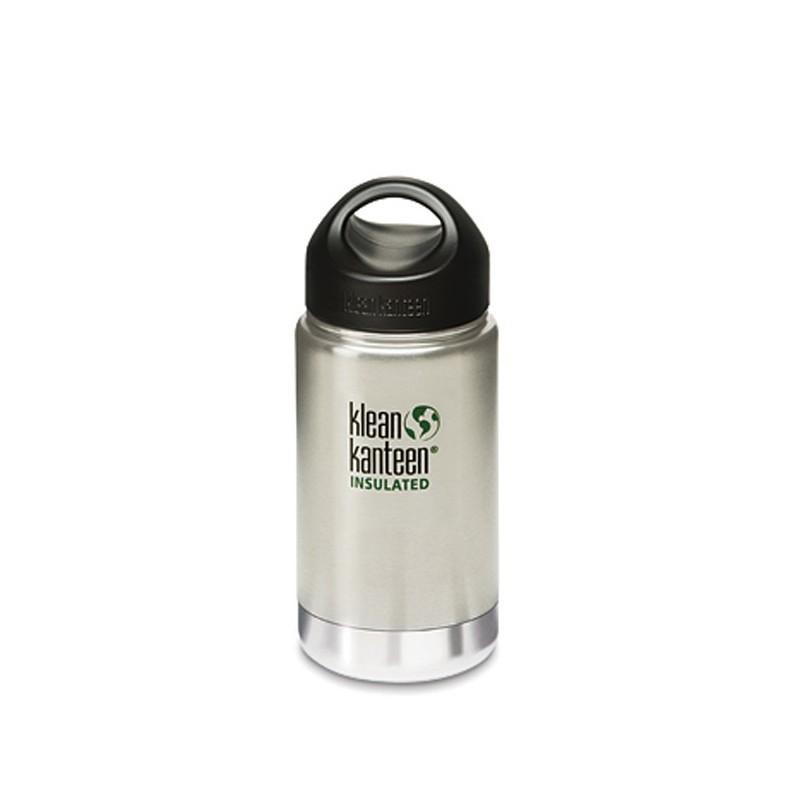 Photo, image de la gourde isotherme 0,35L inox brossé en vente