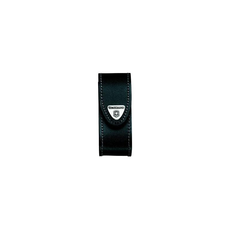 Etui cuir Victorinox 91mm 6 à 14 P 4.0520.3