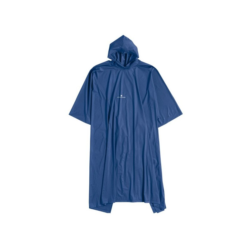 Photo, image du poncho bleu en vente
