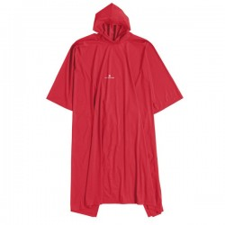 Poncho Junior Ferrino rouge