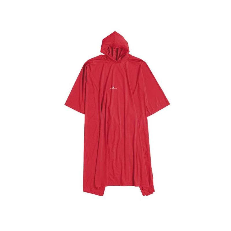 Photo, image du poncho enfant Junior rouge en vente
