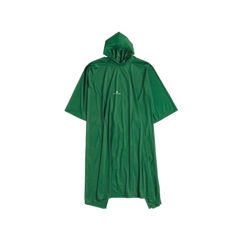 Photo, image du poncho enfant Junior vert en vente
