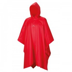 Poncho Adulte R-CLOAK Ferrino rouge