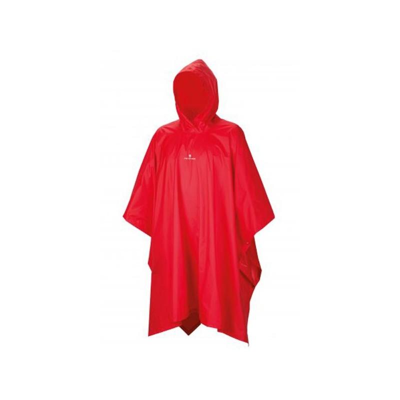 Photo, image du poncho R-Cloak rouge en vente