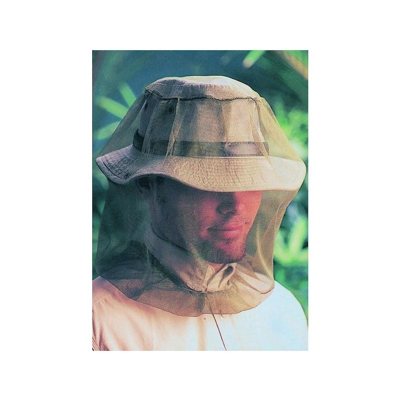 Photo, image de la moustiquaire de tête imprégnée en vente