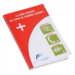 Guide de 1ere urgence Pharmavoyage