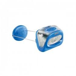 Lampe frontale Petzl Zipka Bleu