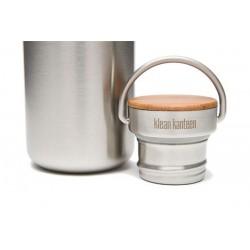 Gourde Klean Kanteen Reflect 0,5L inox brossé