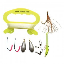 Kit de pêche Bushcraft BCB