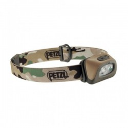 Lampe frontale Petzl TACTIKKA PLUS Camouflage