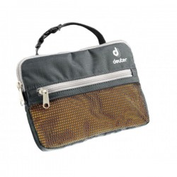 Trousse de toilette Deuter Wash Bag Lite 2 grise