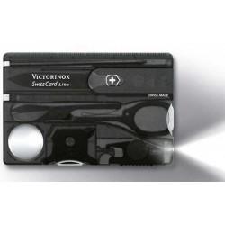 SwissCard Lite Victorinox noire