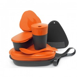 Boîte alimentaire MealKit 2.0 Light My Fire orange