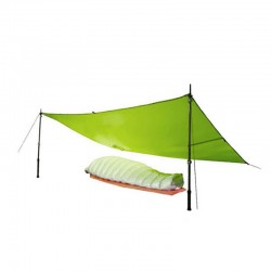 Poncho Tarp Ultra-Sil Nano Sea to Summit vert