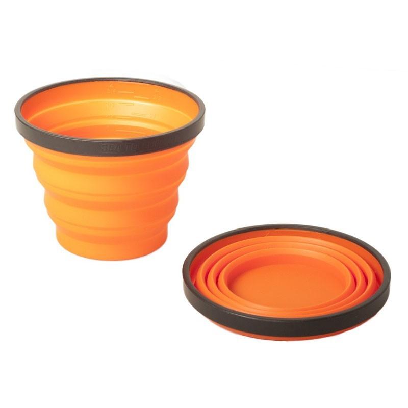 Tasse pliable XCUP Sea to Summit orange
