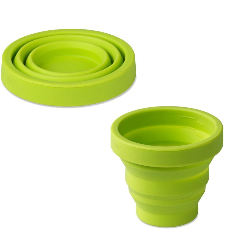 Tasse pliable XSHOT Sea to Summit vert