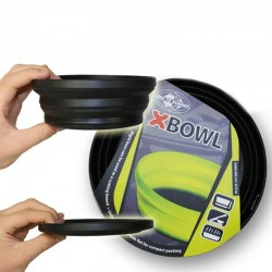 Bol pliable XBOWL Sea to Summit noir