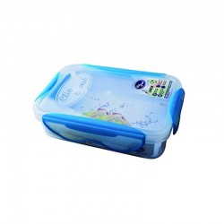 Lunchbox Clip Fresh Laken 0.6L bleu