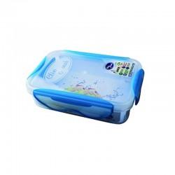 Lunchbox Clip Fresh Laken 0.6L bleu
