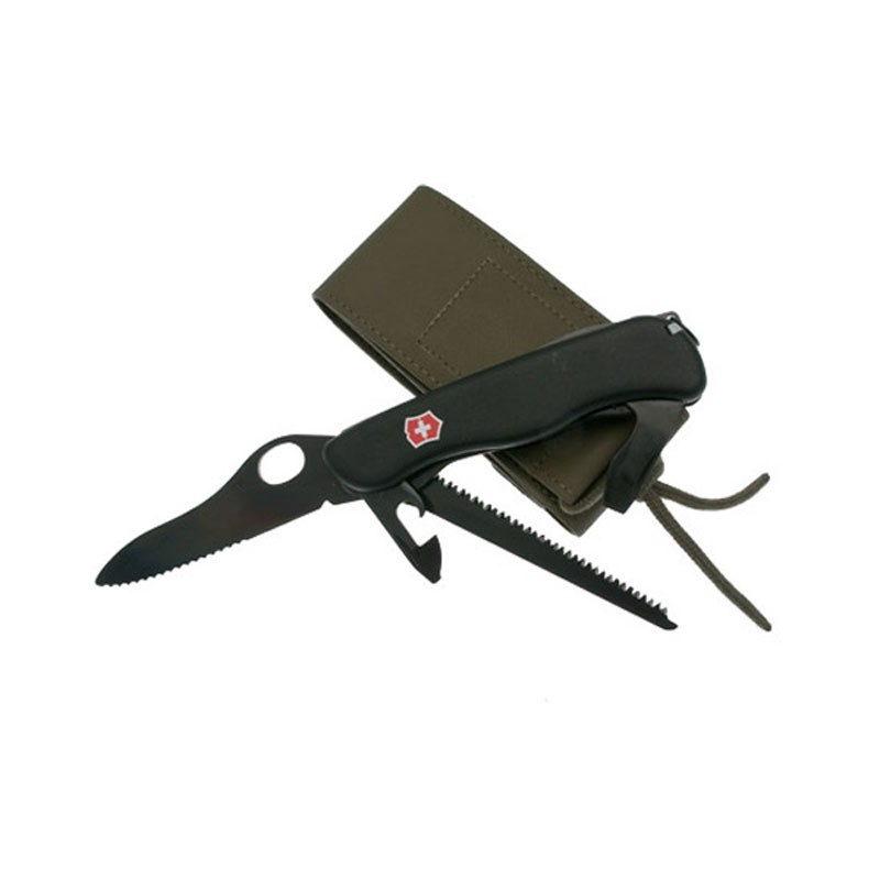 Couteau suisse Victorinox Trailmaster Black Serie