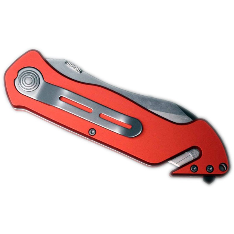 Couteau Eickhorn Solingen PRT 2 : couteau de pompier et secourisme