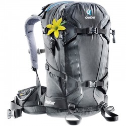 Sac à dos Deuter Freerider Pro 28 SL Black