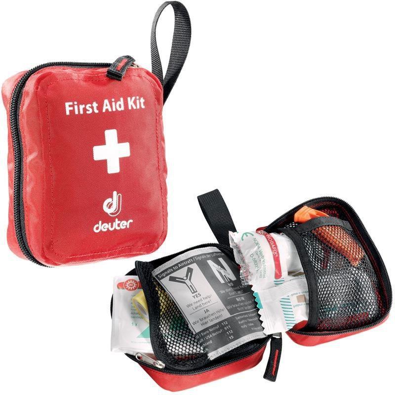 trousse de secours de randonn e deuter first aid kit s. Black Bedroom Furniture Sets. Home Design Ideas