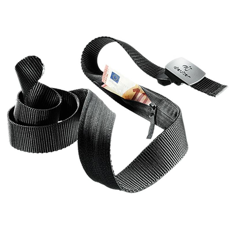 ceinture portefeuille cache billets deuter security belt sable. Black Bedroom Furniture Sets. Home Design Ideas