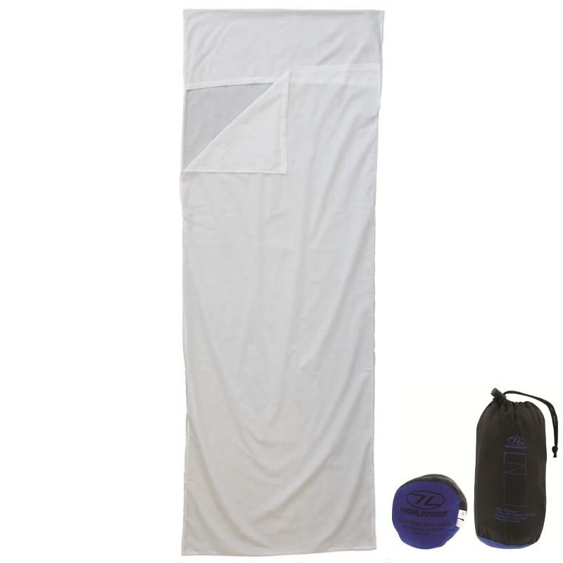 Photo, image du drap de couchage Polycoton droit en vente