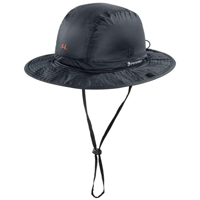 Chapeau imperméable Ferrino Suva Hat noir