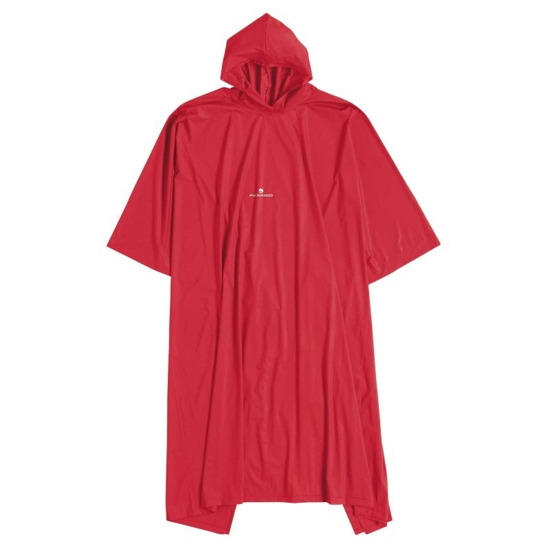 Poncho Adulte Ferrino rouge