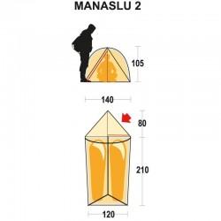 Tente Ferrino Manaslu 2 personnes
