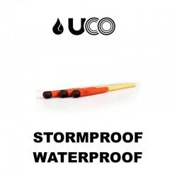 Boîte étanche + allumettes de survie UCO Survival Match Kit
