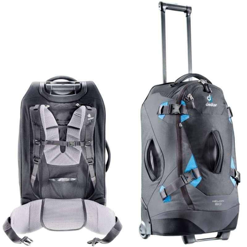 Photo, image du sac de voyage à roulettes Helion 60 en vente
