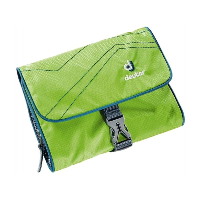 Trousse de toilette Deuter Wash Bag 1 verte